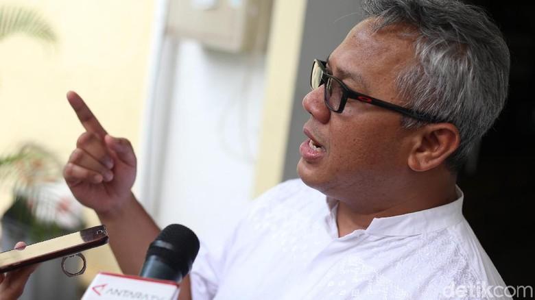 KPU: Boleh Pasang Foto Tokoh Nasional di Acara Internal Partai