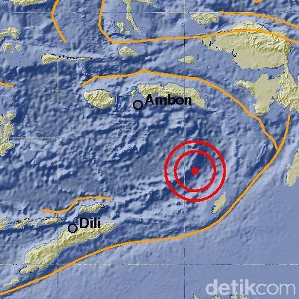 Warga Darwin Panik Diguncang Gempa Maluku