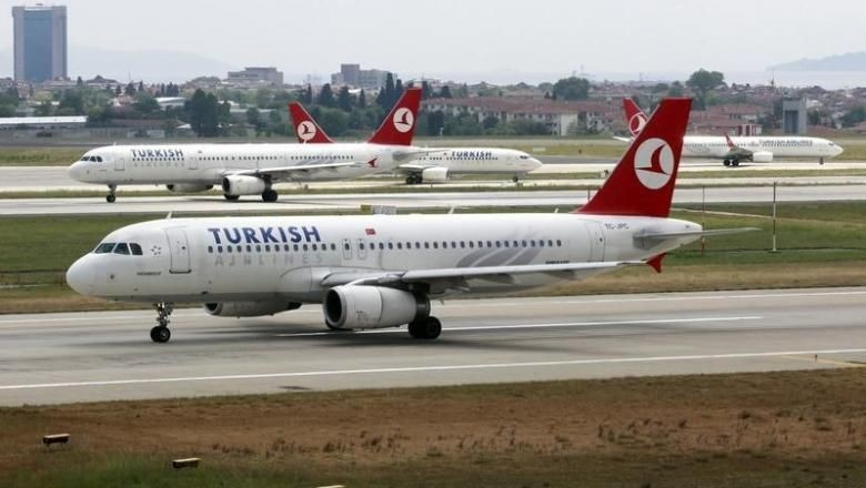 Maskapai Turkish Airlines