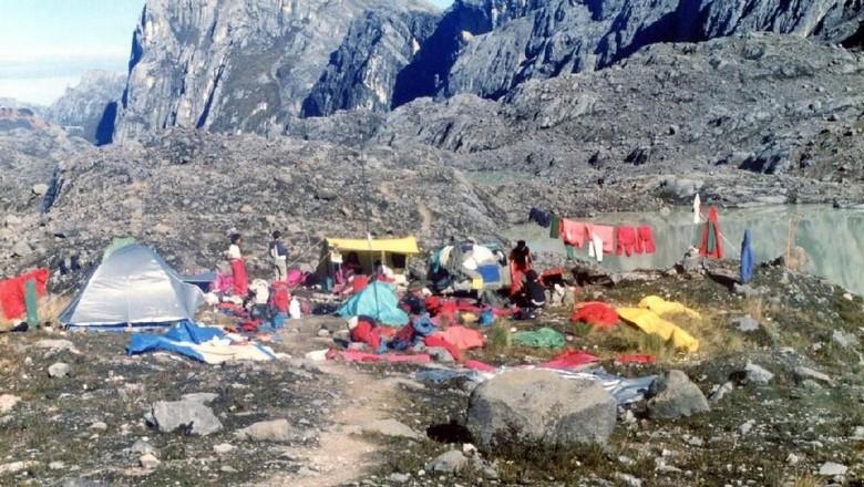 Puncak Mandala dan Desa Mimin, Pegunungan Bintang