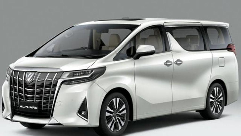 Toyota Siapkan Fortuner hingga Alphard untuk Asian Games