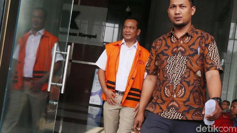 Pemeriksaan Lanjutan Wakil Ketua DPRD Lampung Tengah