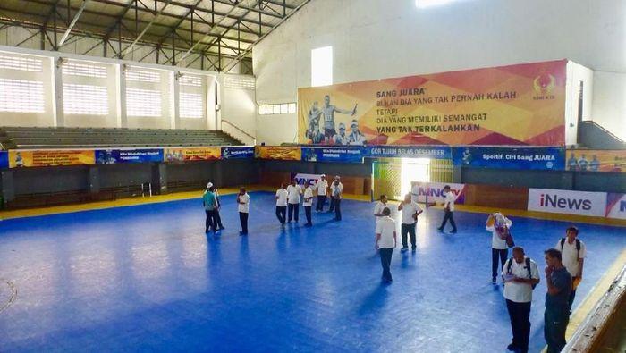 KONI Pusat melakukan kunjungan ke Bali dan NTB dalam rangka pencalonan tuan rumah PON 2024 (dok.KONI Pusat)