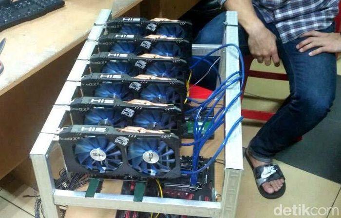 Yusyar Hilmi, pemilik toko YE Computer di Mangga Dua Mall mengatakan, ada beberapa sebab VGA mulai langka di pasaran. Di antaranya, karena terbatasnya barang dari distributor.