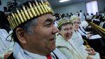 Foto: Saat Jemaat di Pennsylvania Gelar Pemberkatan Senapan AR-15