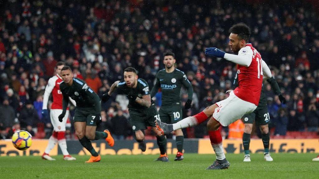 Jadwal Liga Inggris Malam Ini: Arsenal Vs Manchester City