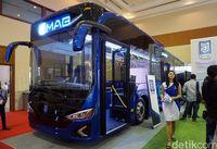 Bus listrik Moeldoko