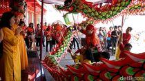 Cap Go Meh di Magelang, Kesenian Jawa dan Tionghoa Tampil Bersama