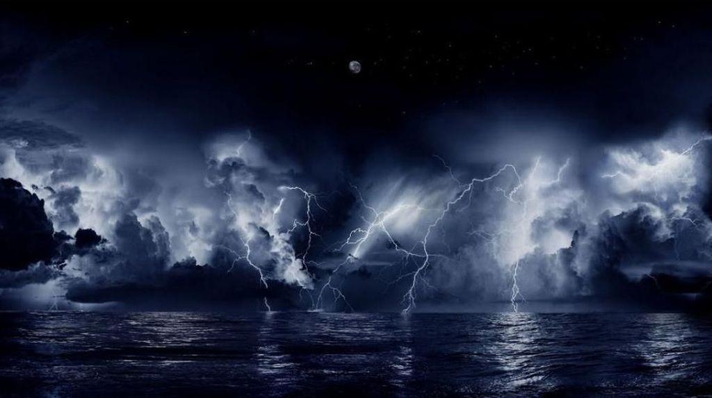 Deretan Fenomena Alam Mengagumkan Tapi Mematikan