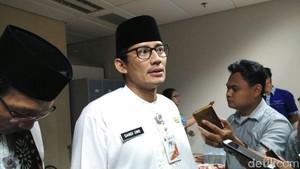 Sedot Turis Asian Games, Sandi Ingin Buat Dinner in The Sky Jakarta