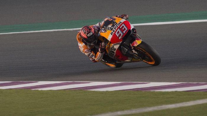 Marc Marquez memang hanya memilih Honda. (Foto: Mirco Lazzari gp/Getty Images)