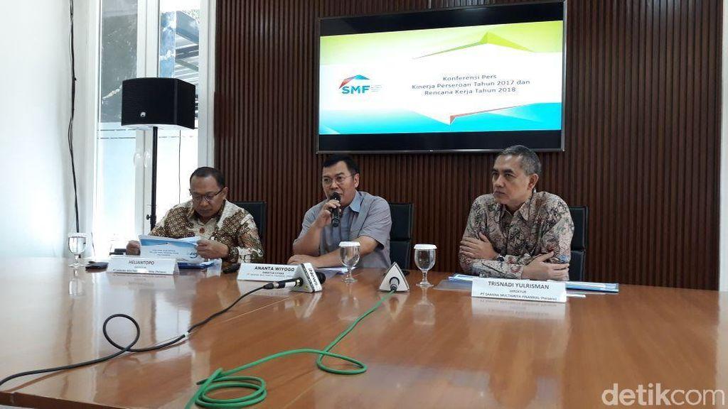 SMF Salurkan Rp 13,5 T KPR untuk Masyarakat Penghasilan Rendah