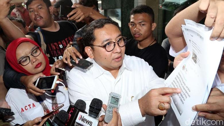 Anies hingga Gatot Masuk Radar Cawapres Prabowo, Fadli: Masih Wacana