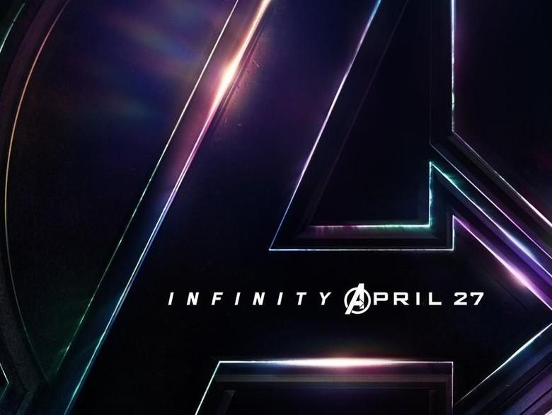 Art Promo Terbaru Avengers: Infinity War Tampilkan Lengan Emas Bucky