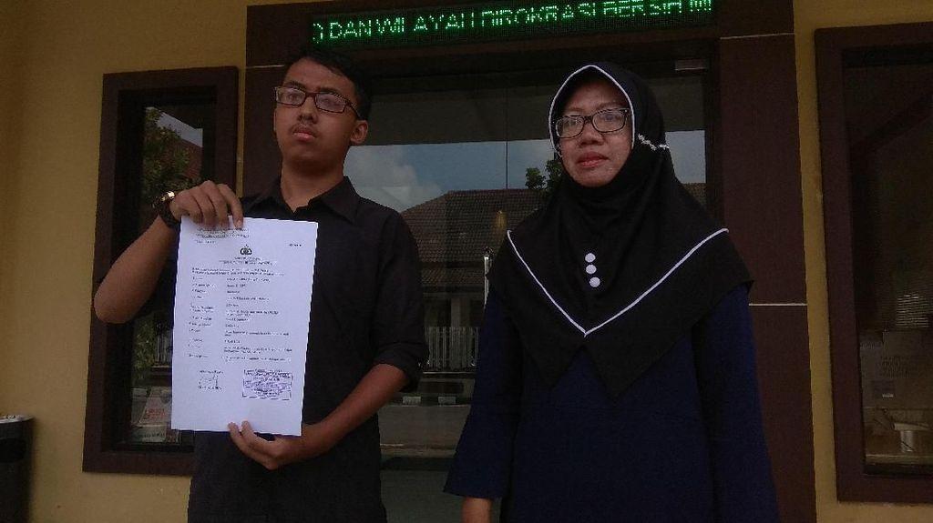 Diduga Anak Dibunuh Tapi Dianggap Kecelakaan, Ibu Ini Lapor Polisi