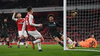 Preview Arsenal Vs Man City: Rekor Berpihak ke The Citizens