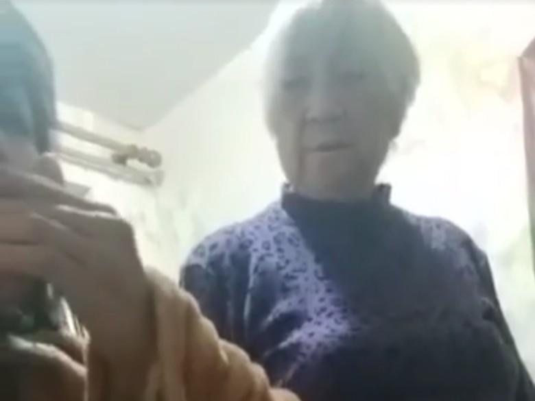 Nenek 79 Tahun yang Siksa TKI Hong Kong Saat Live FB Ditahan