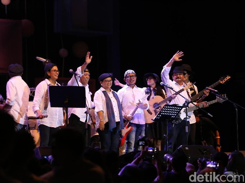 Elek Yo Band Foto: Hanif Hawari