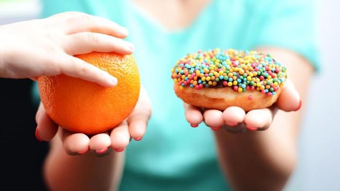 Ilustrasi trauma makanan yang bisa menghalangi hipnoterapi. Foto: Thinkstock