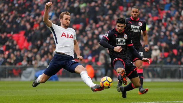 Harry Kane mendapat tambahan satu gol melalui proses banding ke panelis gol. (