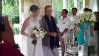 Pernikahan Chicco Jerikho dan Putri Marino benar-benar mengejutkan. Foto: Instagram
