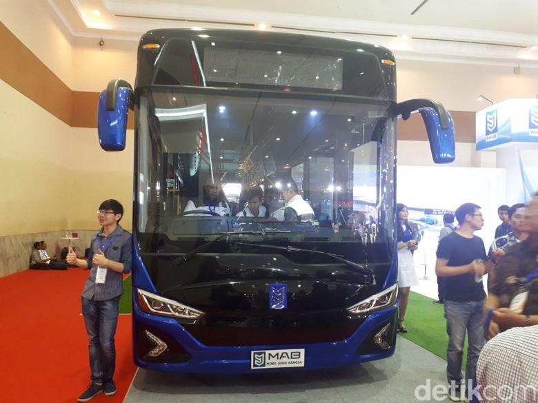 Terkait Limbah Baterai Bus Listrik, Ini Kata Moeldoko Foto: Eduardo Simorangkir/detikOto