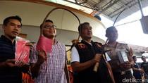 Pencuri di Sukabumi Ini Gunakan Buntut Ikan Pari untuk Senjata