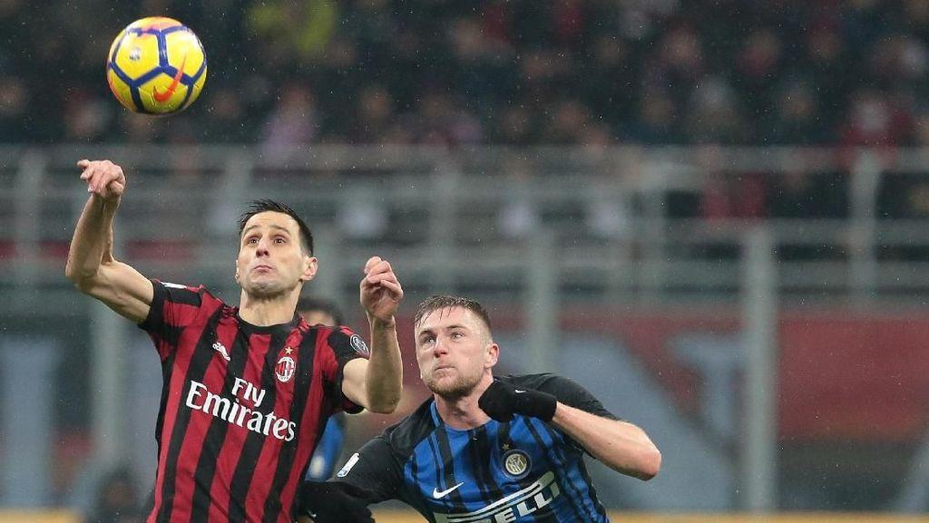 Higuain-Icardi Diyakini Takkan Tentukan Hasil Derby Milan