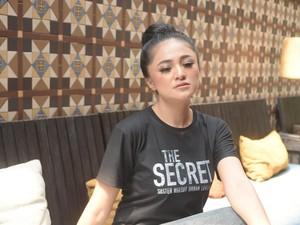 Perdana Main Film Horor, Marshanda Senang Diajak Raffi Ahmad