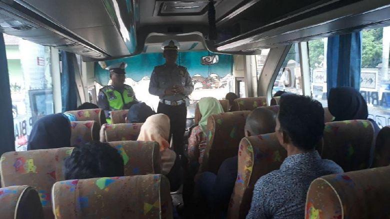 Ini Upaya Polisi Tekan Angka Kecelakaan di Madiun