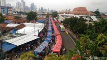 Sandi Janjikan Tanah Abang Bakal Lebih Megah dari Grand Bazaar
