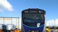 Hore! 12 Kereta MRT dari Jepang Akhirnya Tiba di Jakarta