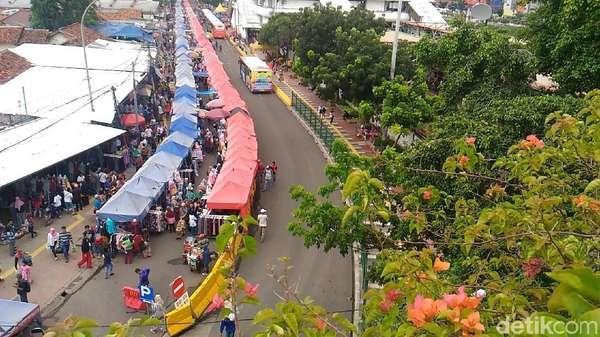 Ombudsman RI Back Up Perwakilan Jakarta soal Penataan Tanah Abang