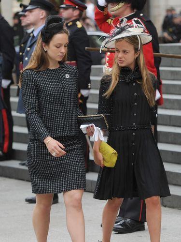 Lady Amelia dan kakaknya, Lady Marnia.