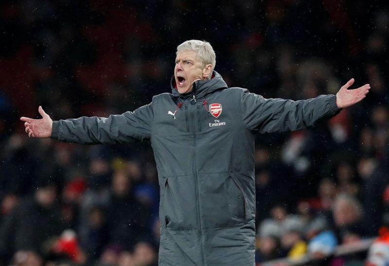 Setelah 22 tahun, Arsene Wenger akhirnya meninggalkan kursi pelatih Arsenal. tentu, dirinya sudah menjadi salah satu pelatih tersohor sedunia (David Klein/Reuters)