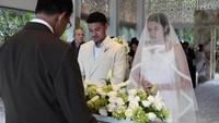 Chicco Jerikho dan Putri Marino menikah di Hotel Sofitel, Nusa Dua, Bali, Sabtu (3/3/2018). Foto: Jozz Felix Photography
