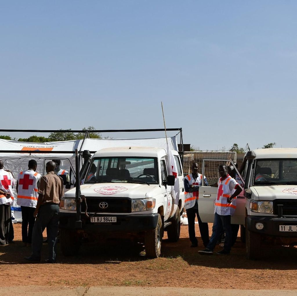 2 Polisi Tewas Dalam Serangan Teroris di Burkina Faso