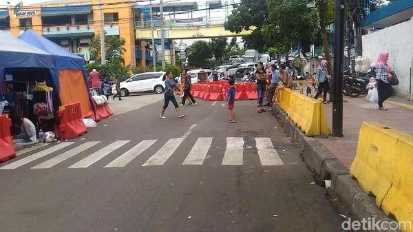 Polisi akan Periksa Ombudsman Terkait Penutupan Jalan Jatibaru