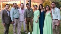 Beberapa temanChicco seperti Baim Wong dan Wulan Guritno tampak hadir di acara pernikahan yang digelar di Hotel Sofitel, Nusa Dua, Bali itu. Foto: Instagram
