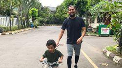 Pelukan Jokowi-Prabowo, Teuku Wisnu: Sejuknya Jakarta Terasa ke Gaza