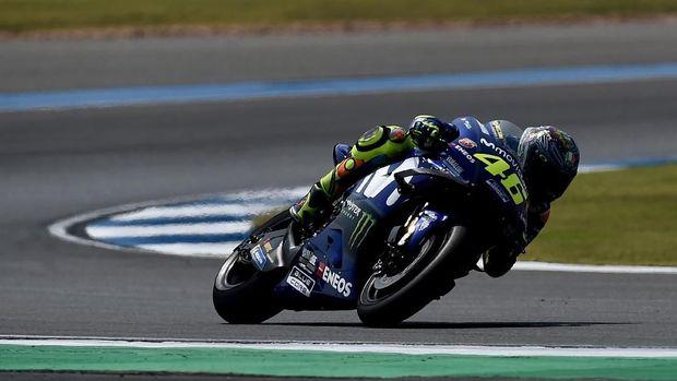 Valentino Rossi baru saja menandatangani perpanjangan kontrak untuk dua musim ke depan.