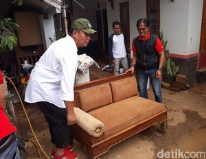Atasi Banjir di Jabar, TB Hasanuddin Siapkan Program Turkamling