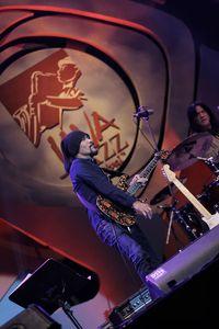 Masih Gahar! Penampilan The Rollies di BNI Java Jazz 2018