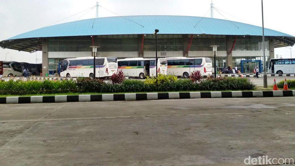 Terminal Pulogebang, Kandang Bus Terbesar di ASEAN yang Bak Bandara