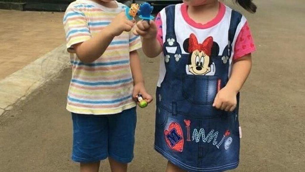 Lucunya Rafathar dan Gempita Makan Bareng hingga Aksi Agus Yudhoyono Cicip Makanan Enak