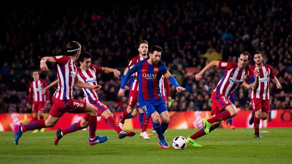 Undian Piala Super Spanyol 2020: Valencia Vs Madrid, Barcelona Vs Atletico