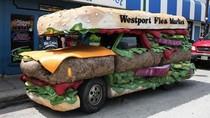8 Food Truck Unik dan Nyentrik Ini Sajikan Berbagai Makanan Lezat