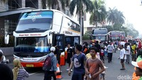 Bus Antarkota Mau Dilarang Operasi, Insentif Disiapkan