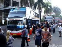 Terpopuler: Mudik Didenda Rp 100 Juta, Trik Bus Mengantar Pemudik