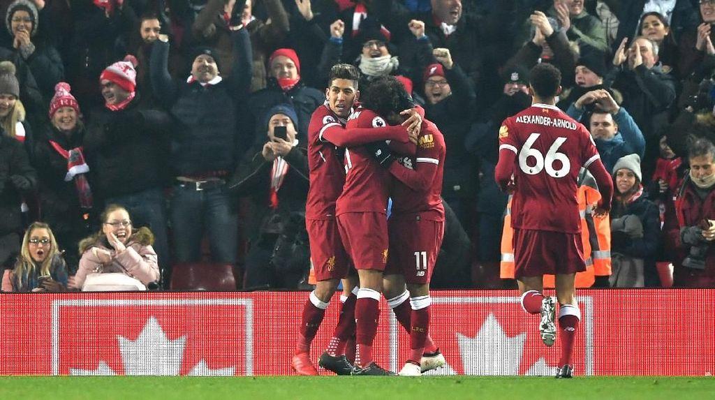 Hadapi Laga Formalitas Lawan Porto, Liverpool Takkan Dirotasi Meski Ditunggu MU